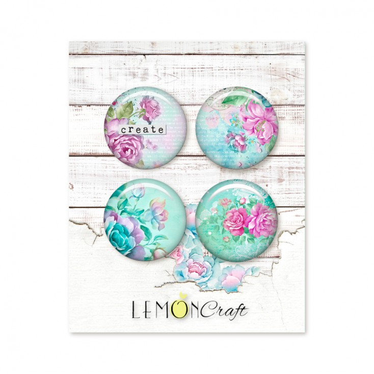 Silence - Buttons / badge - Lemoncraft