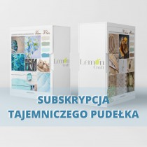 Lemoncraft mystery box subscription - option available only to customers living in Poland.