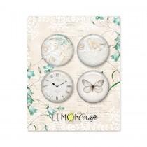 Sentimental - Buttons / badge - Lemoncraft